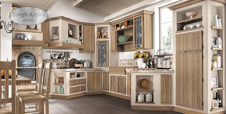 Cucine classiche arredo cucina classica cucine lube - Arredo cucina classica ...