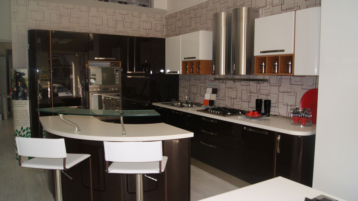 Opening a new store in casablanca, morocco.   cucine lube