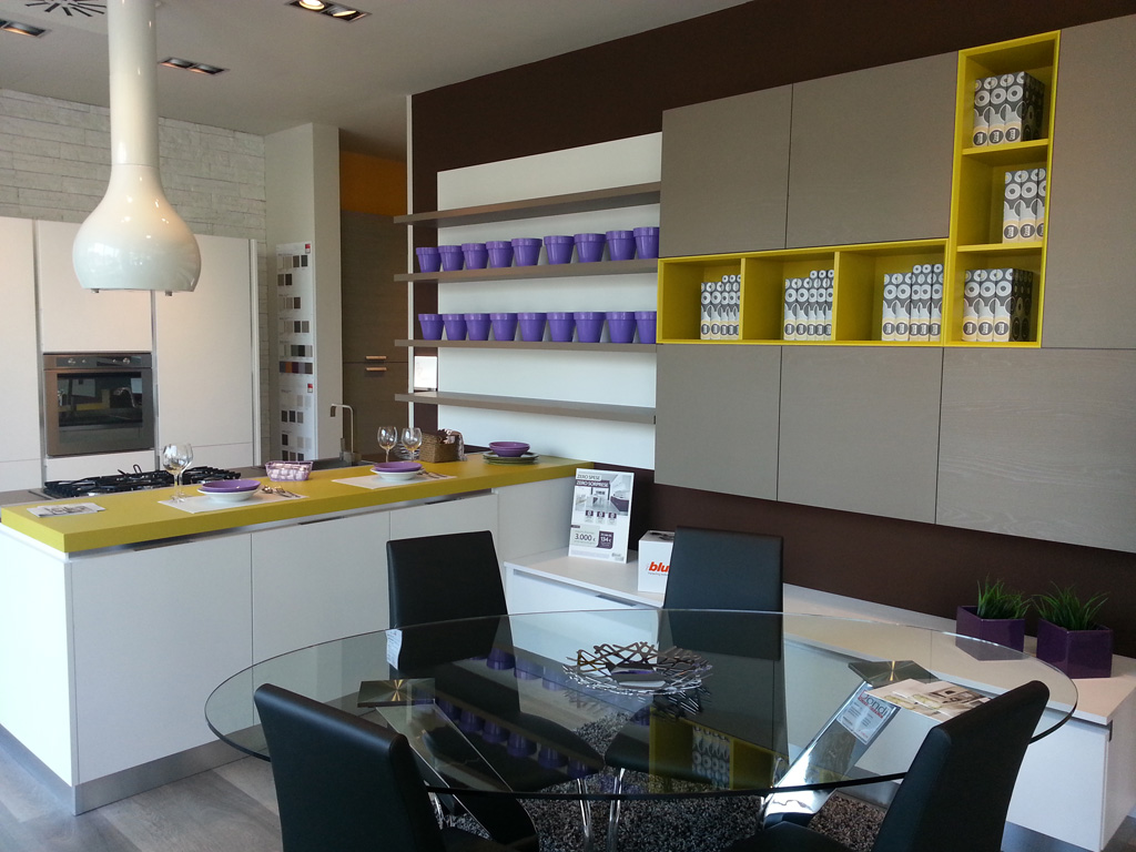 in modena opened a new concept store lube
