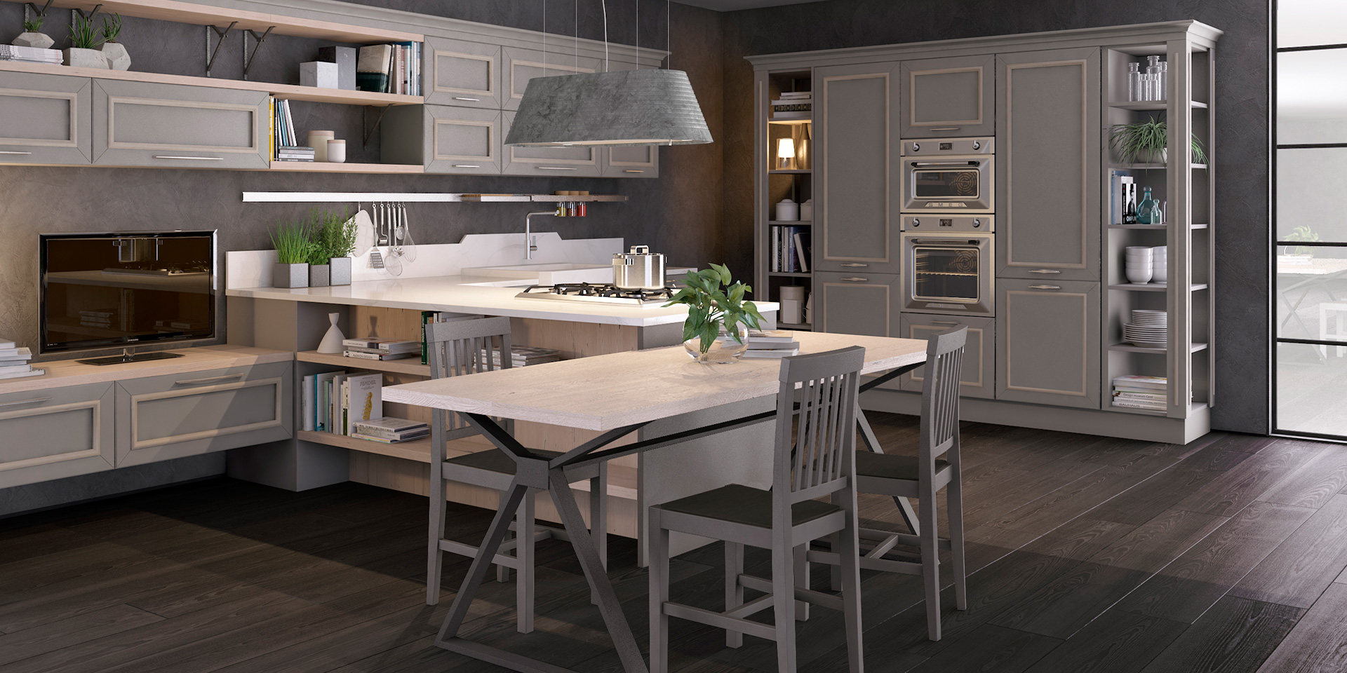 Emejing Cucine Country Padova Pictures - ubiquitousforeigner.us ...