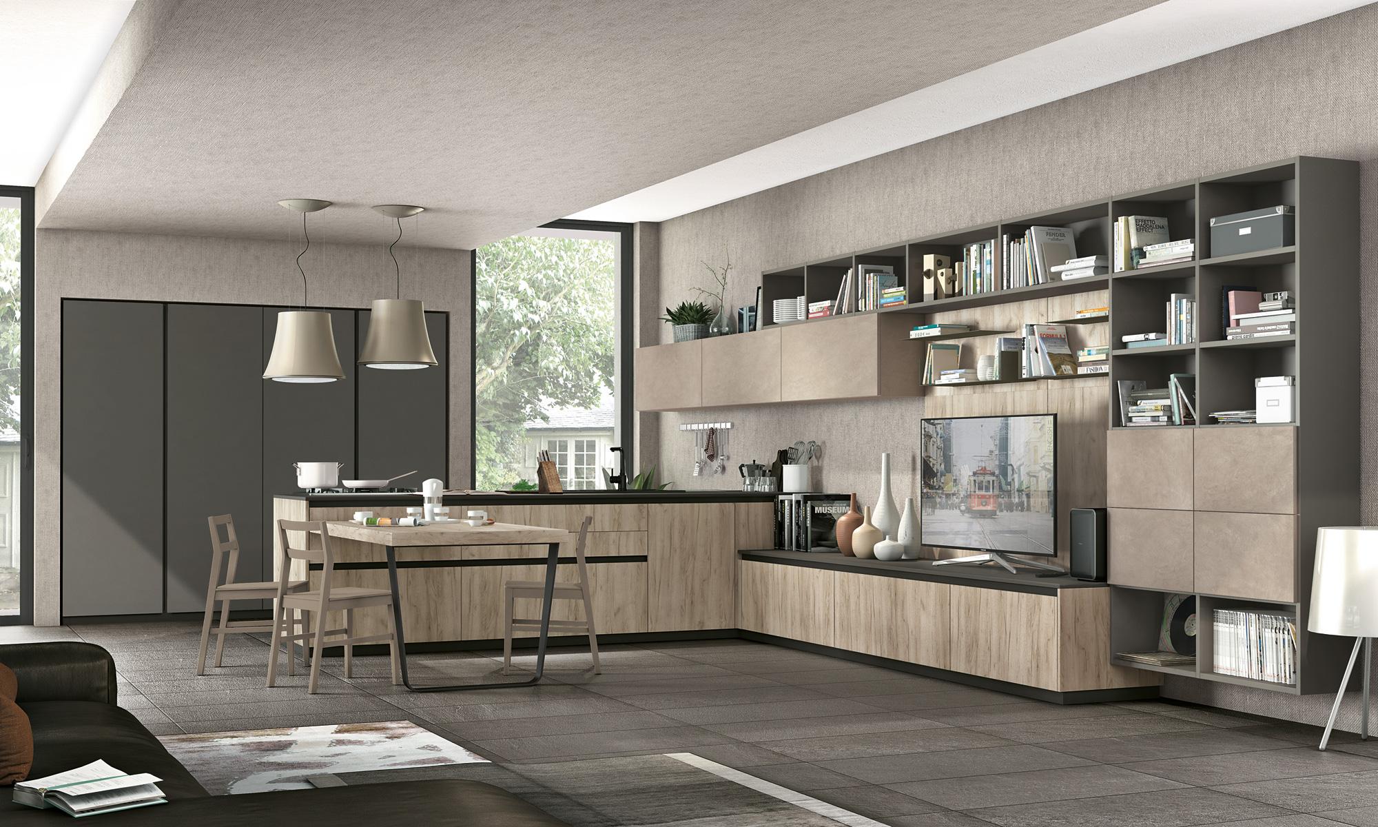 Il Gruppo Lube presenta la nuova Immagina - Cucine Lube