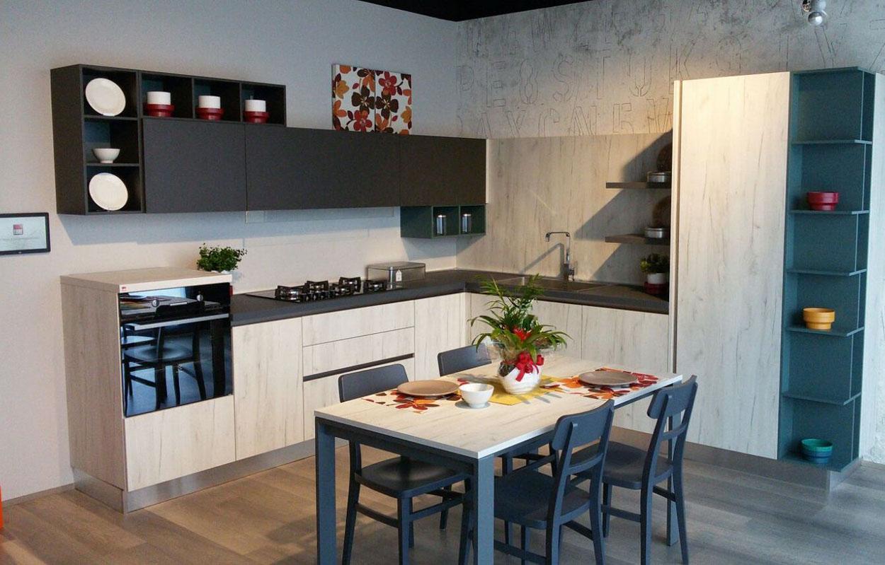Un nuovo Centro Cucine Lube e Creo Kitchens è stato inaugurato ad ...
