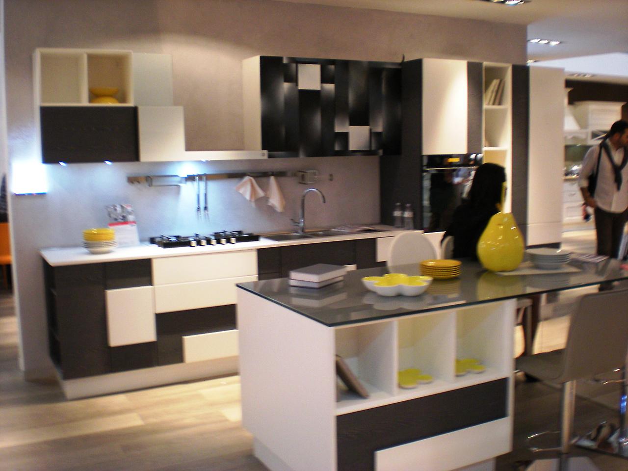 Cucine lube a roma per moa casa 2013   cucine lube