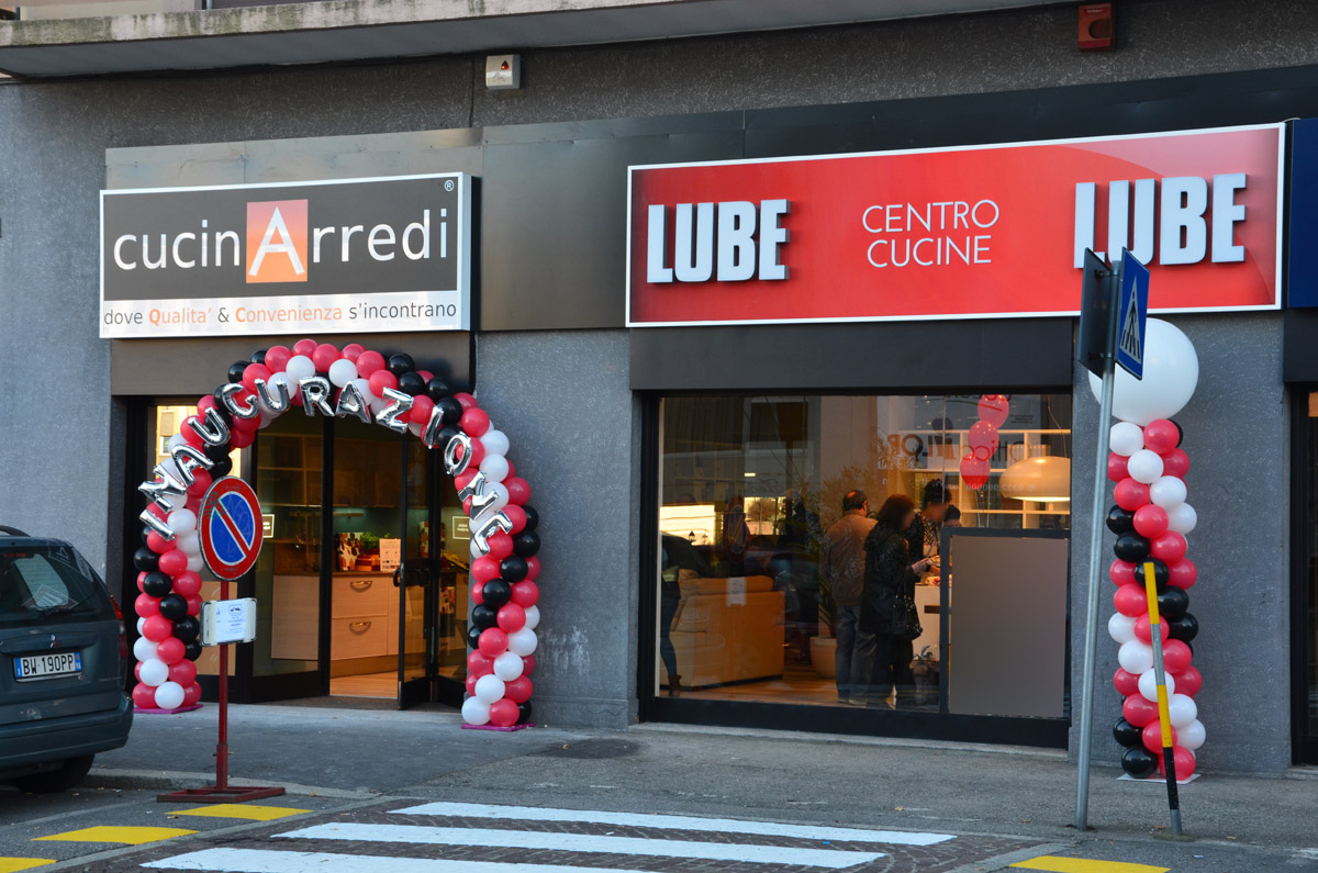 il gruppo lube inaugura a varese un nuovo centro cucine lube e creo kitchens