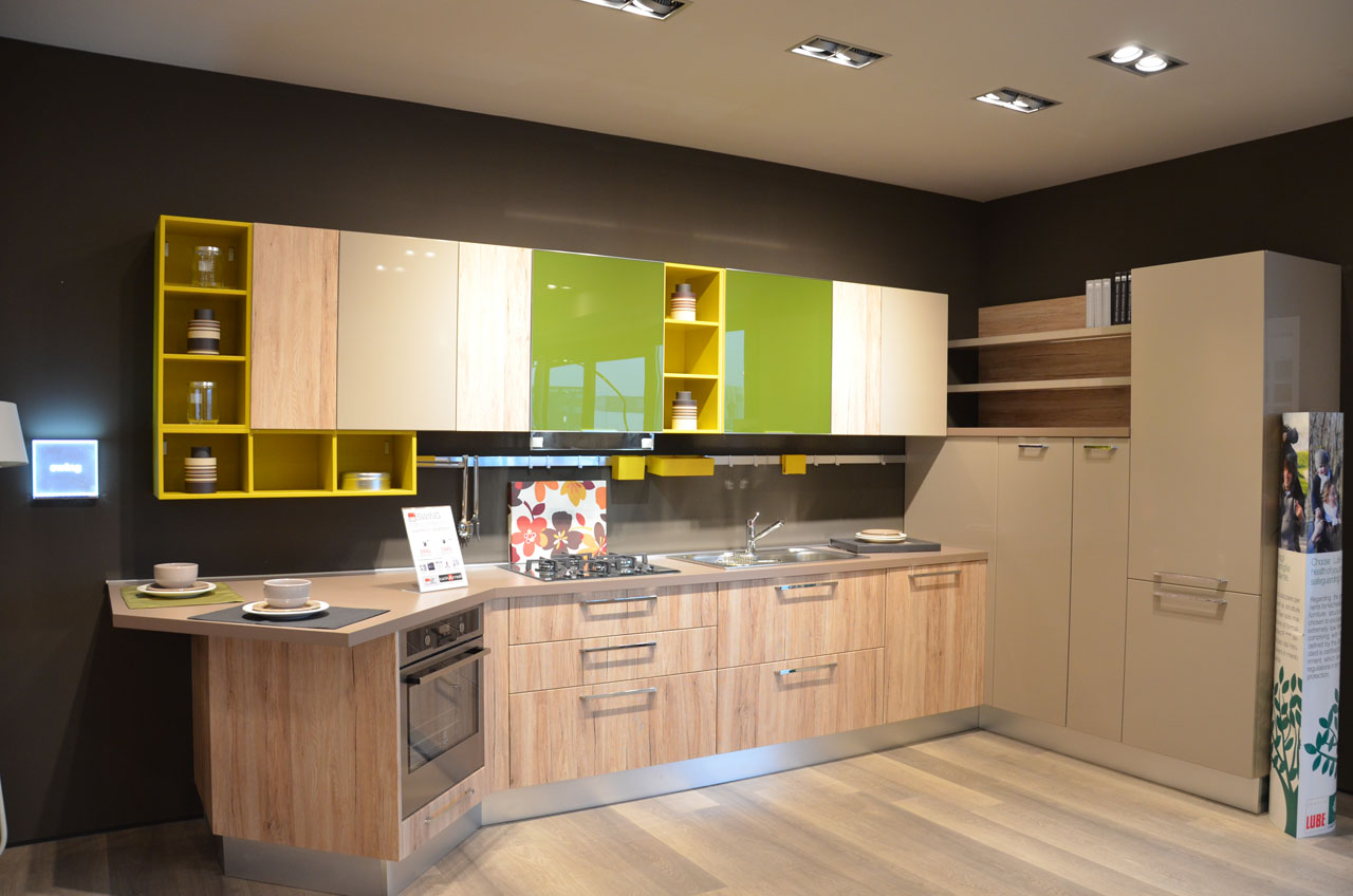 The lube group inaugurates a new sales outlet with cucinarredi