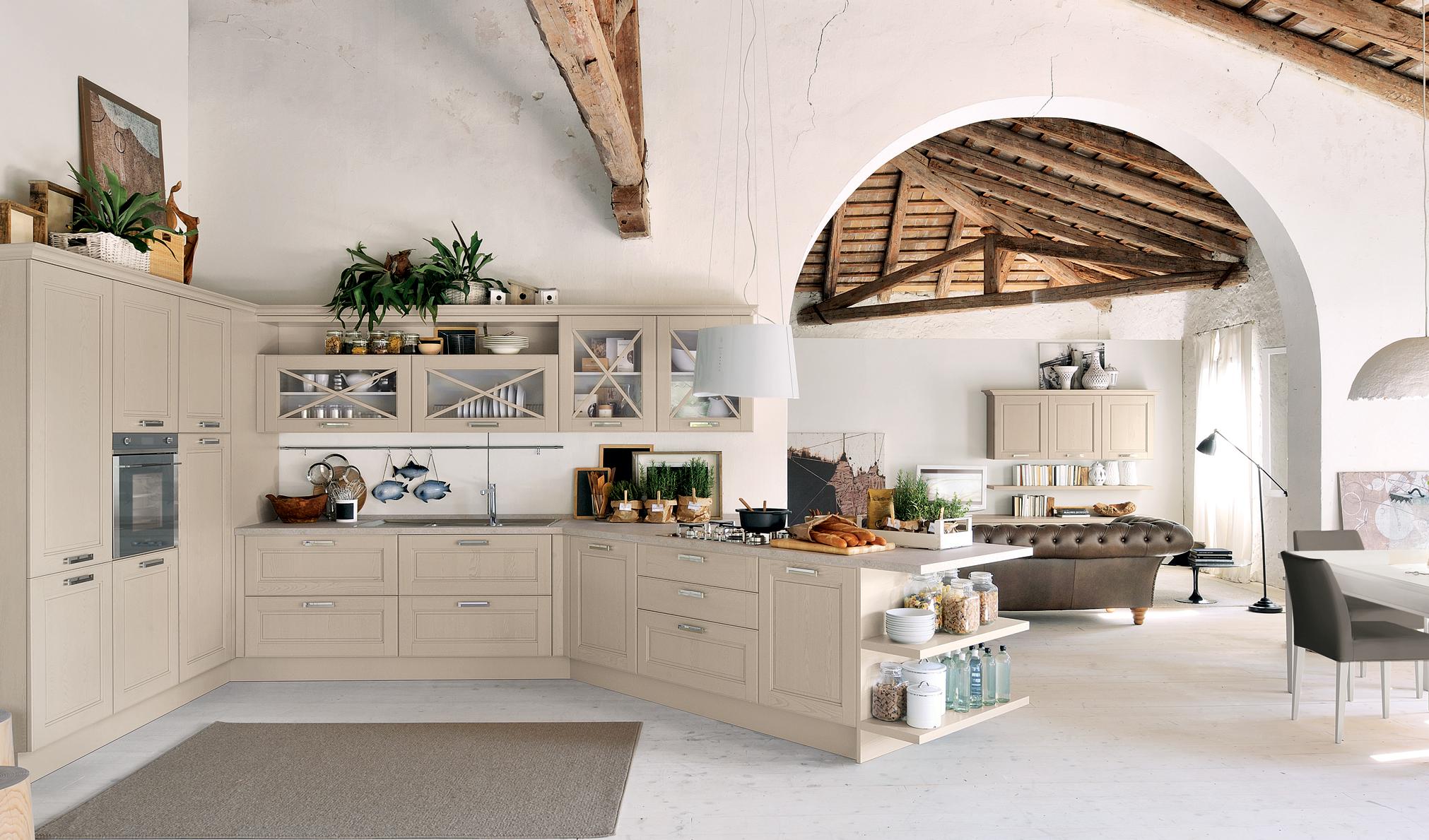 Vintage, lo stile eterno - Cucine Lube