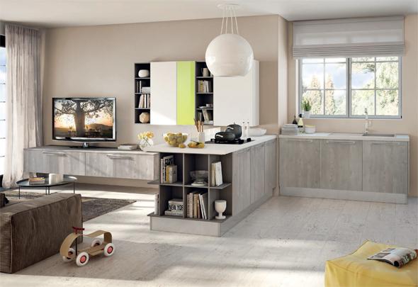 Cucine componibili - Cucine Lube