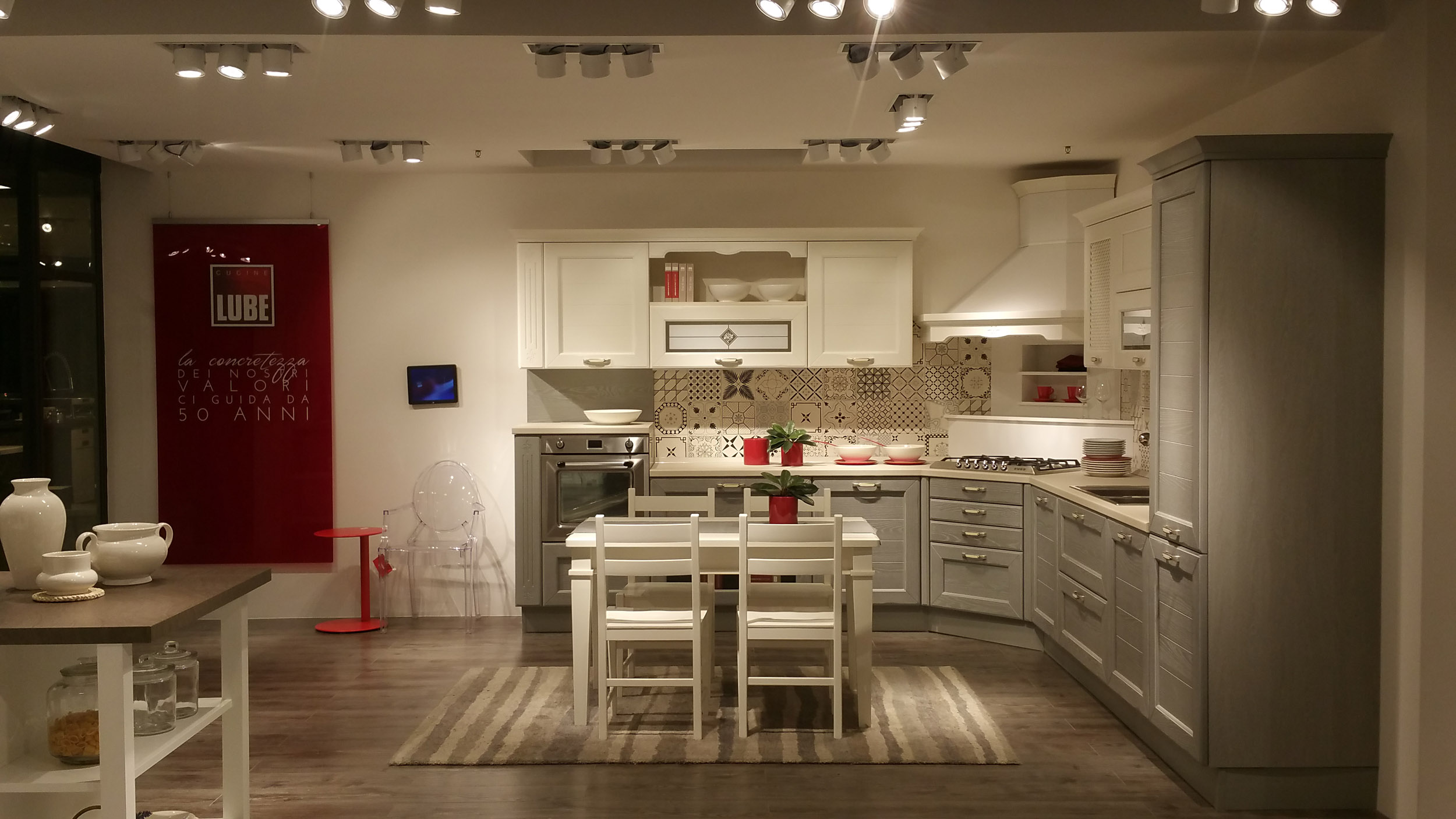 lube group inaugurates a new kitchen centre in the province of ... - Arredo Bagno Lube