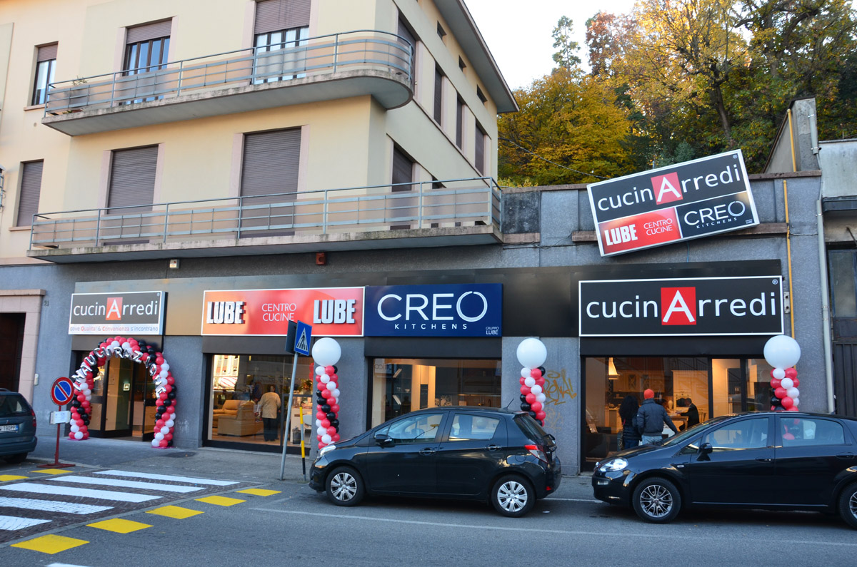 Il Gruppo Lube inaugura a Varese un nuovo centro cucine Lube e Creo ...
