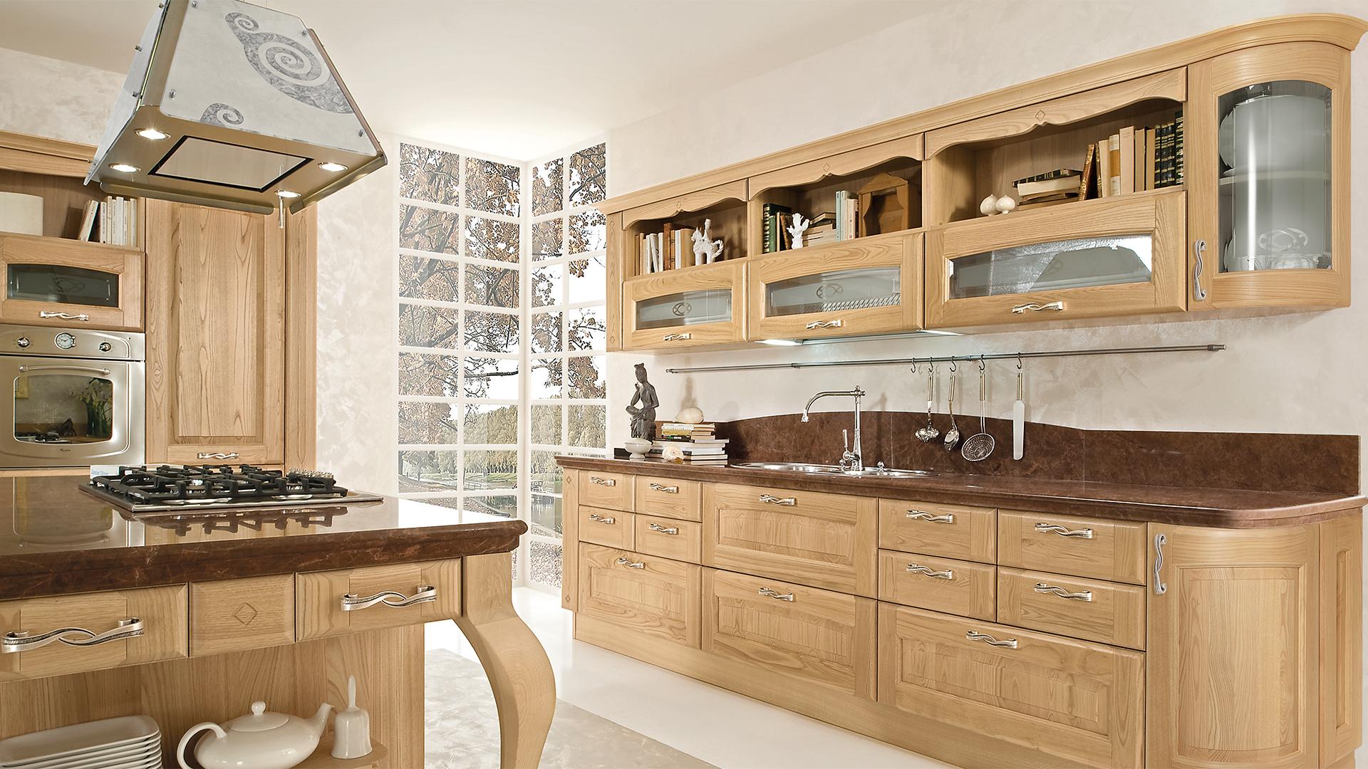 Demode Cucine. Cool Moderne Einbaukuche Industrial Style Demode ...