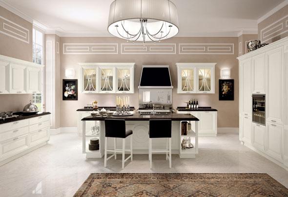 Pantheon: fra lusso, eleganza e praticità - Cucine Lube