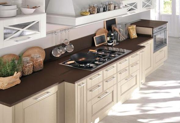 Come scegliere il top in cucina - Cucine Lube