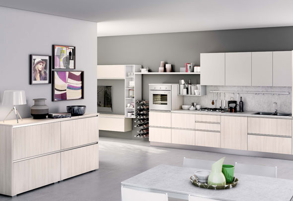 Creo Kitchens… infinite alchimie - Cucine Lube