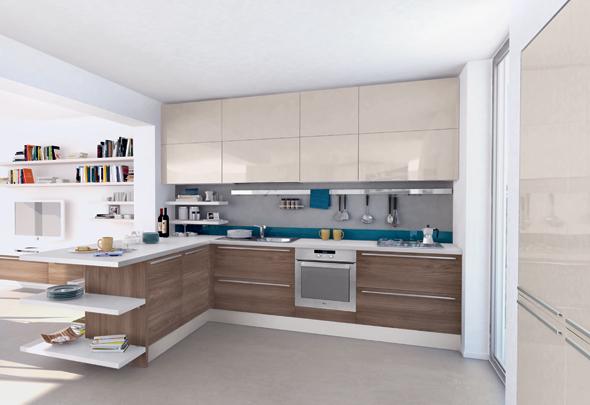 Finiture & Dettagli - Cucine Lube