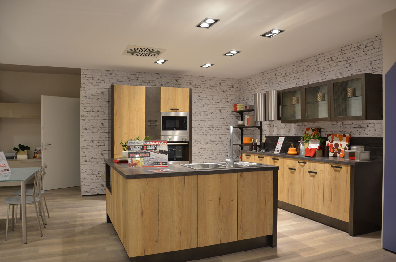 the lube group inaugurates a new sales outlet with cucinarredi ... - Lube Cucine Outlet