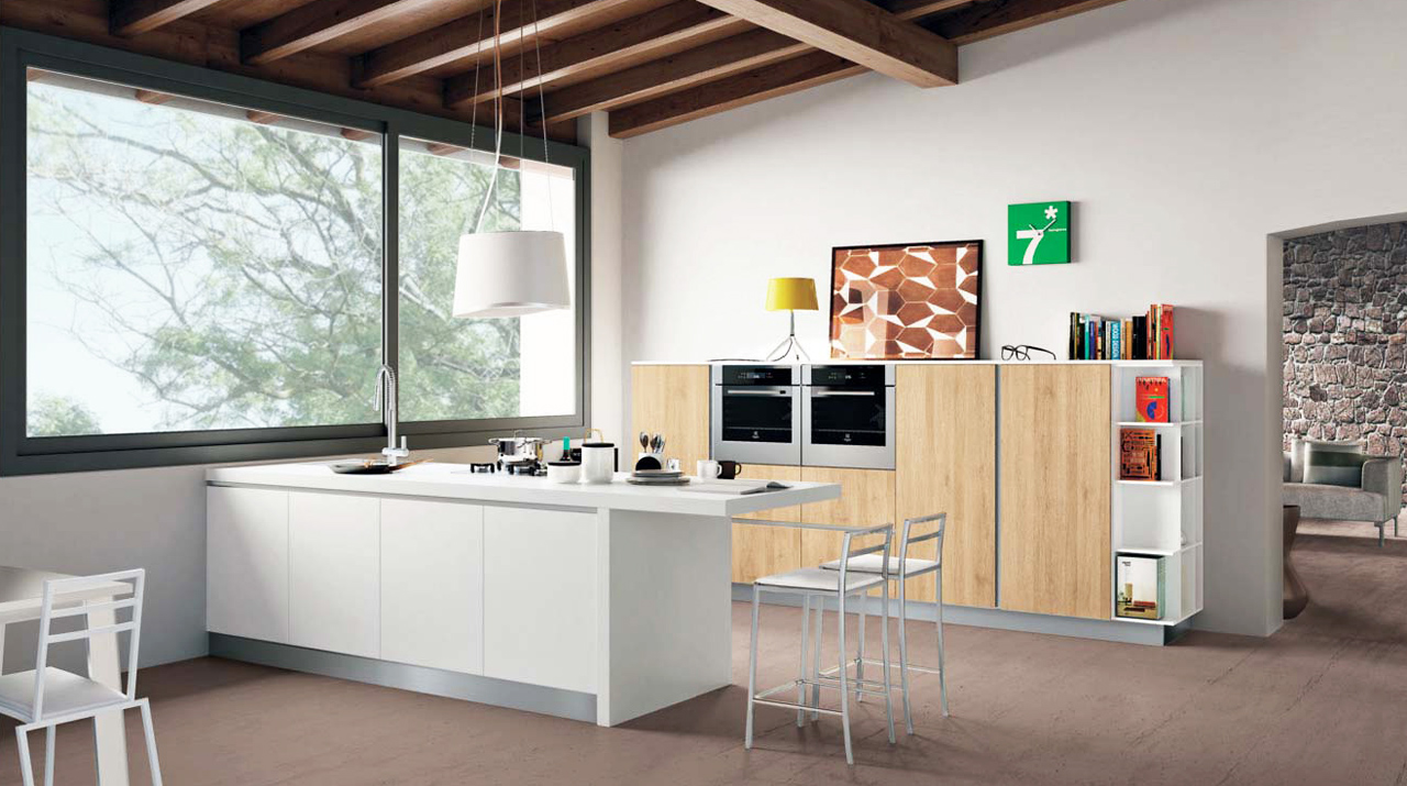 HERE YOU ARE CREO KITCHENS, THE KITCHEN RICH BUT CHEAP! - Cucine Lube