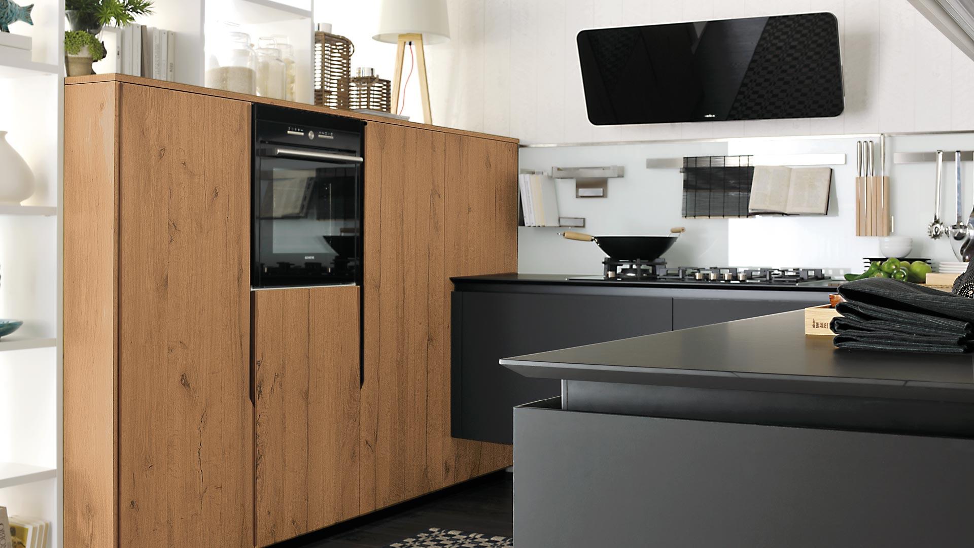 Oltre - Cucine Moderne - Cucine Lube
