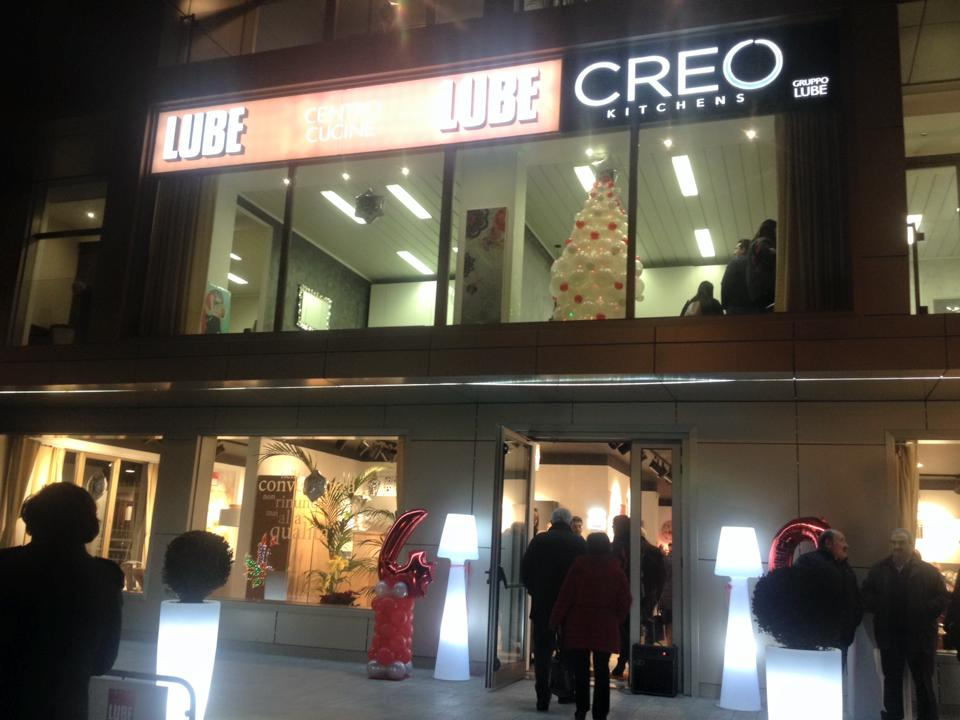 The Lube Group inaugurates a new Cucine Lube and Creo Kitchens ...