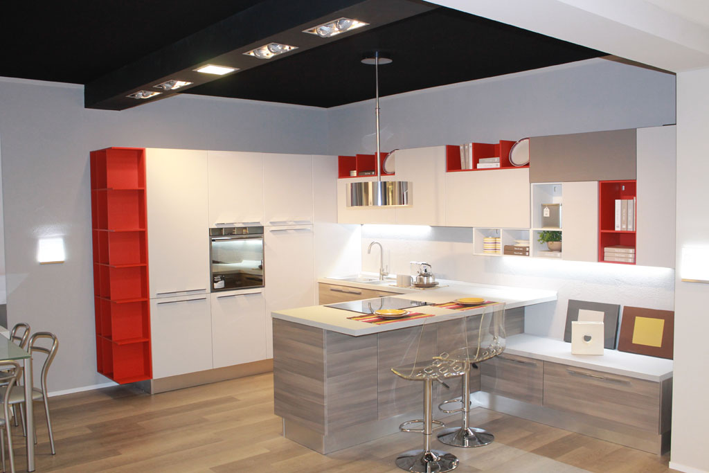 Beautiful Cucine Lube Torino Pictures - Acomo.us - acomo.us