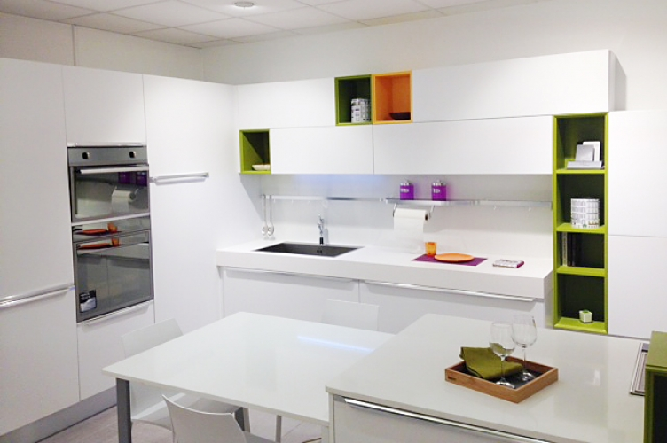 CUCINE LUBE ARRIVES IN THE FRENCH ANTILLES - Kitchens Lube