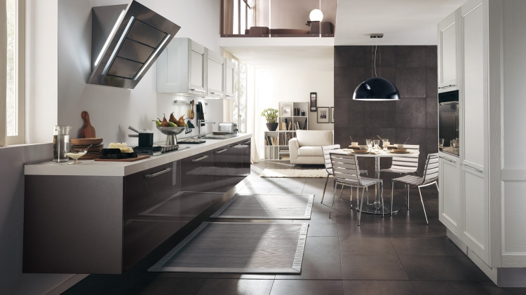 Modern Italian Kitchens - Lube Official Website