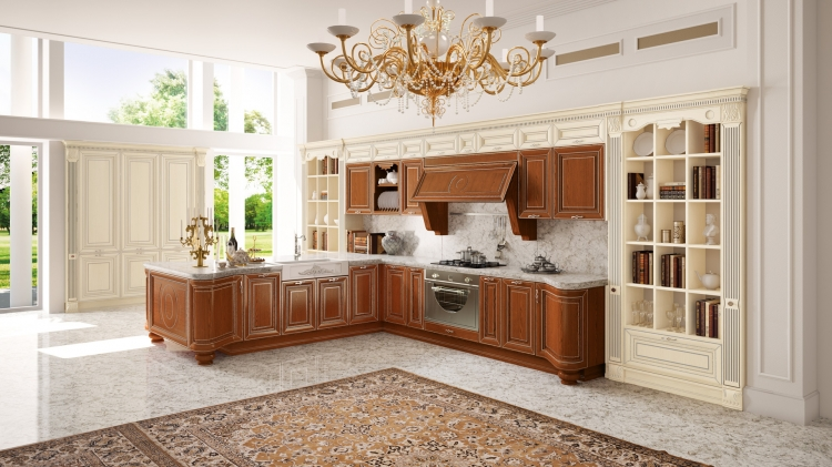 Pantheon - Classic Kitchens