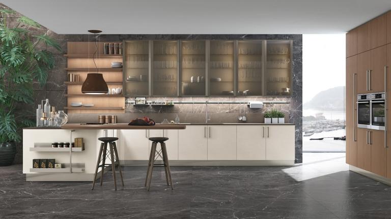 Linda - Modern Kitchens - Lube Official Website