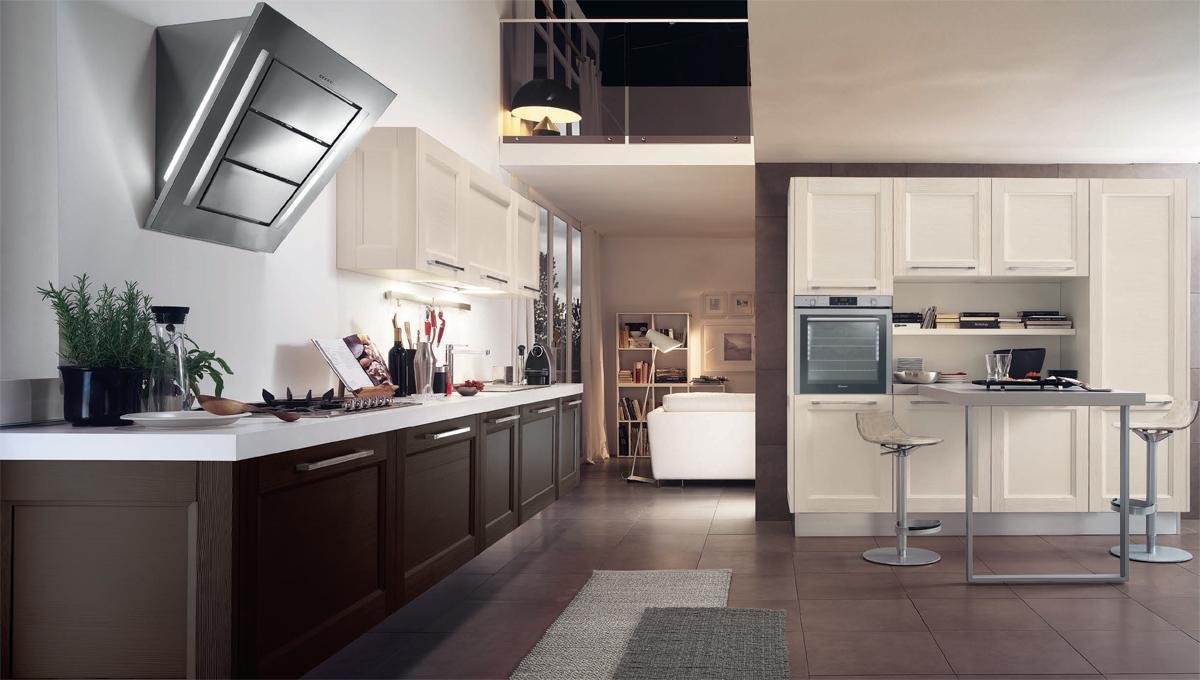 Emejing Cappe Cucina Moderne Photos - bakeroffroad.us ...