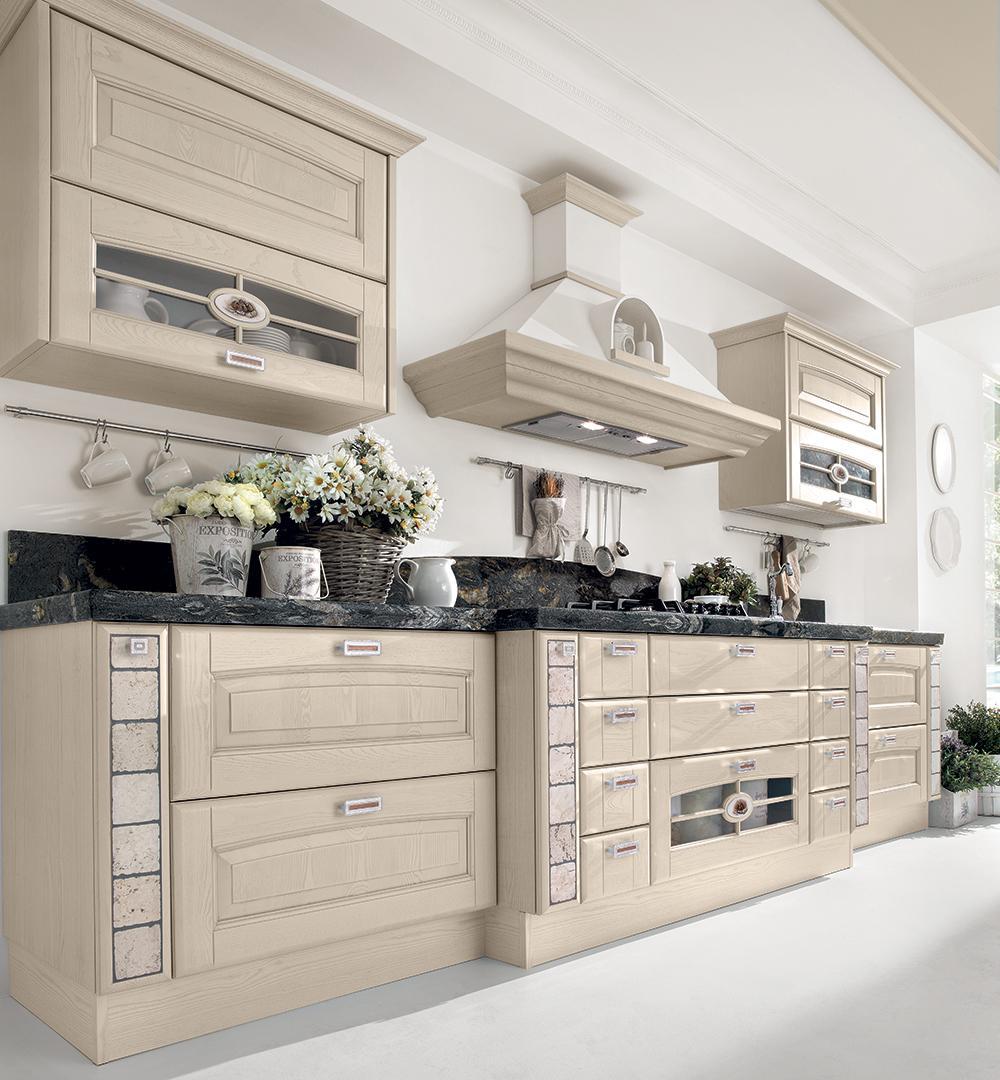 I segreti delle cucine in muratura - Cucine Lube