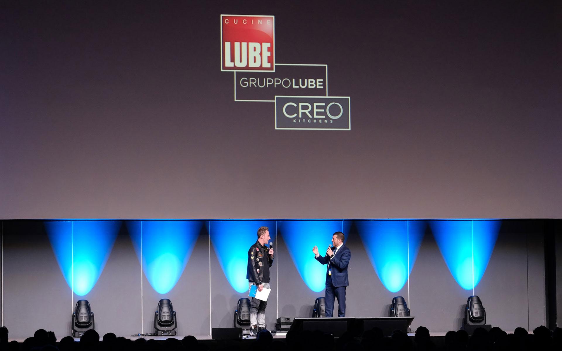 Rivenditori Cucine Lube A Roma gruppo lube vince il premio insiping innovation 2019 all