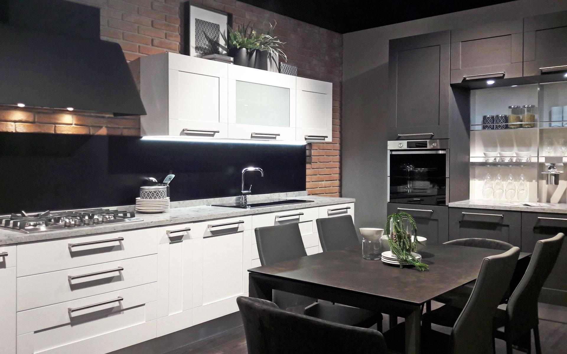 Cucina Lube per piccoli ambienti