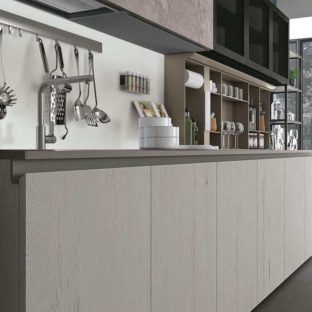 Sistemi di apertura - Cucine LUBE