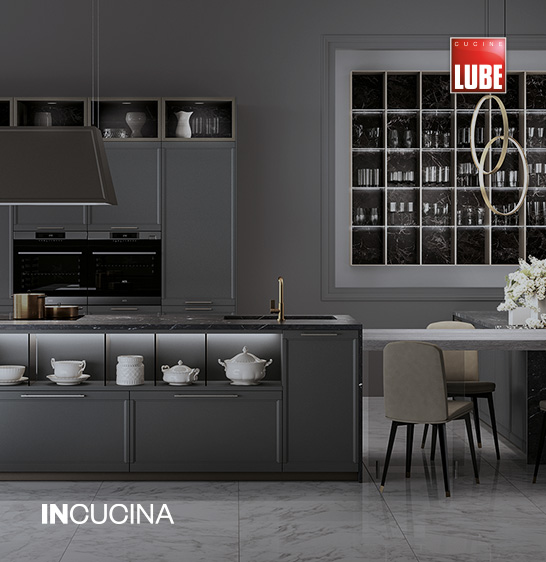 Catalogue - Cucine LUBE