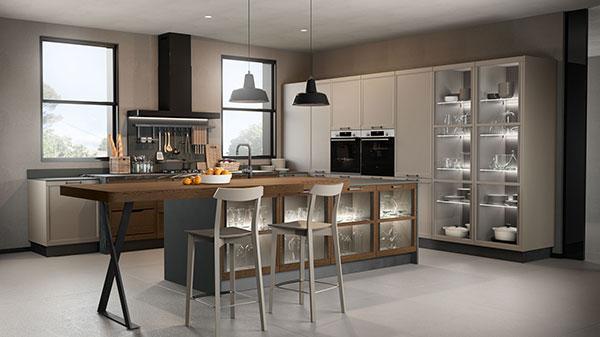 Quanto Costa Una Cucina Lube Moderna.Cucine Classiche E Moderne Arredamento