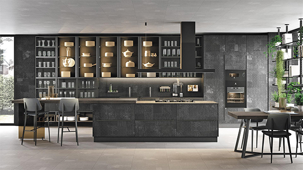 Modern Kitchens - Cucine LUBE