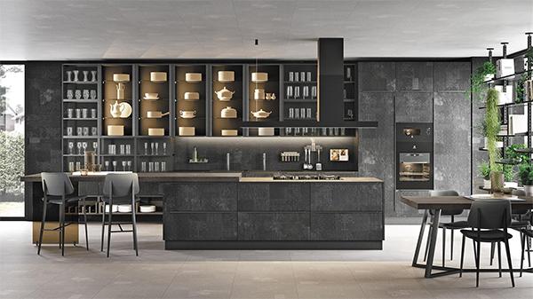 Cucine Moderne - Arredo Cucina Moderna - Cucine LUBE