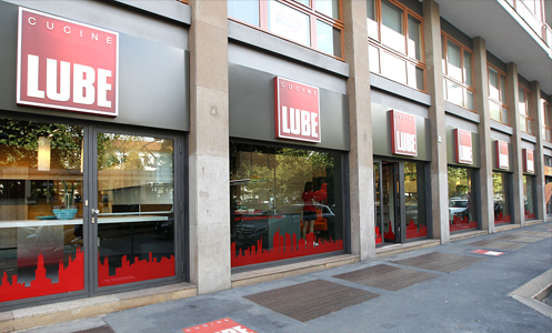Home - Cucine Lube