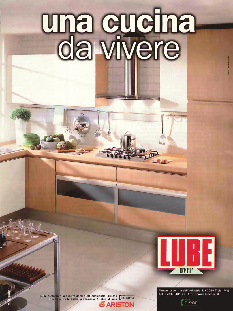 GruppoLUBE - Cucine Lube