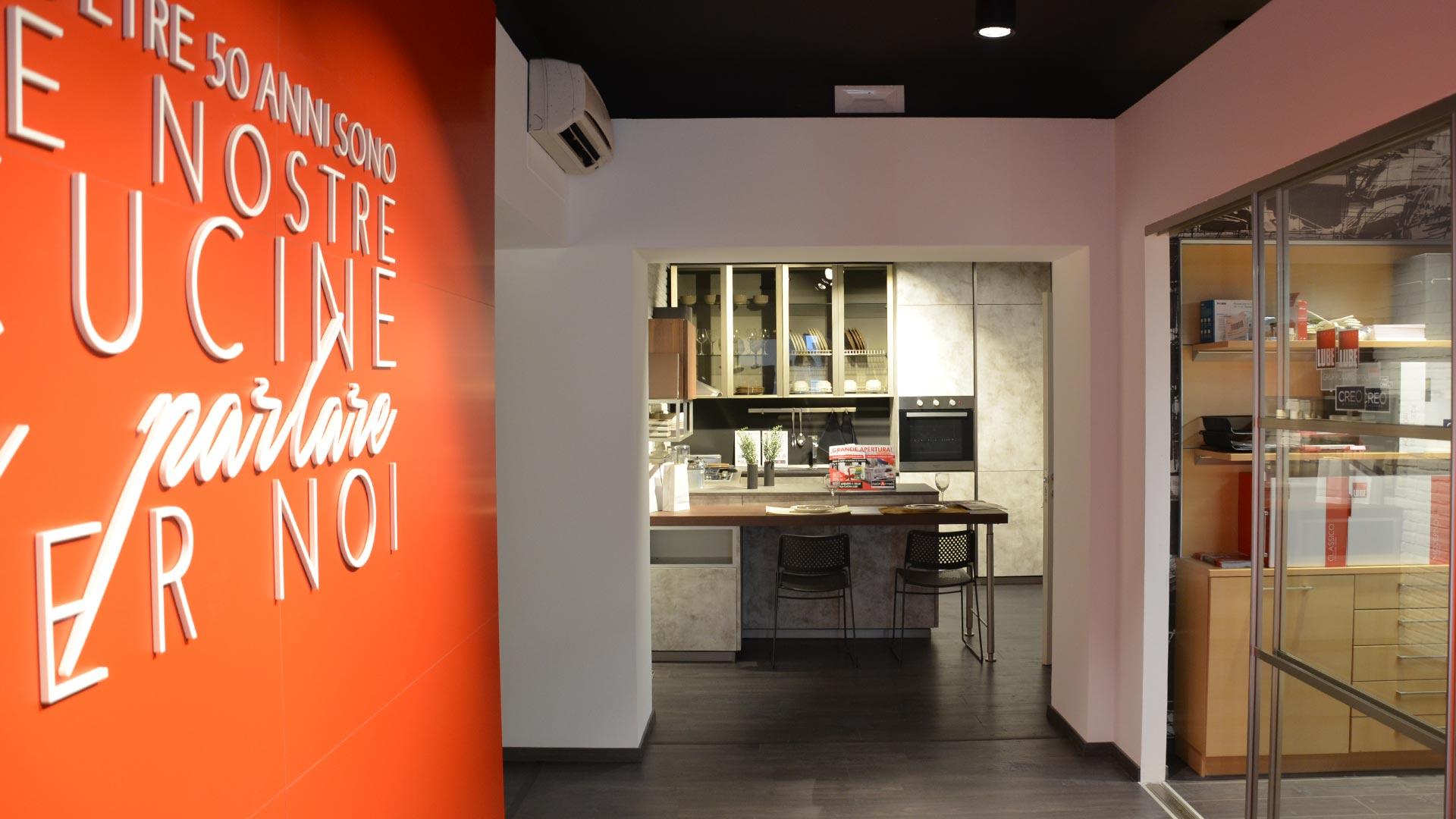 Il Gruppo LUBE inaugura un nuovo CENTRO CUCINE LUBE e CREO a Genova ...