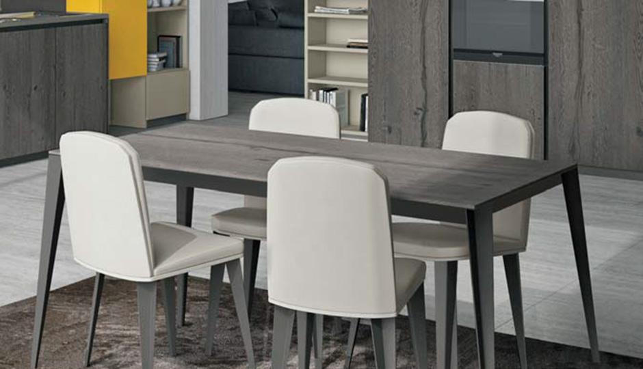 Pin - Tavoli e sedie - Cucine Lube