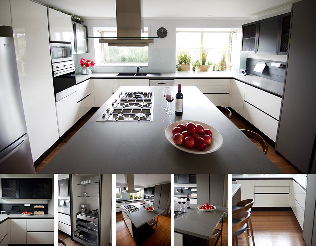 Worldwide - Projects - Cucine LUBE