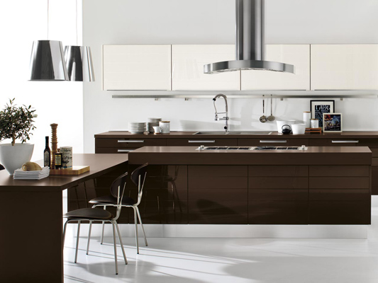 Worldwide - Proyectos - Cucine LUBE