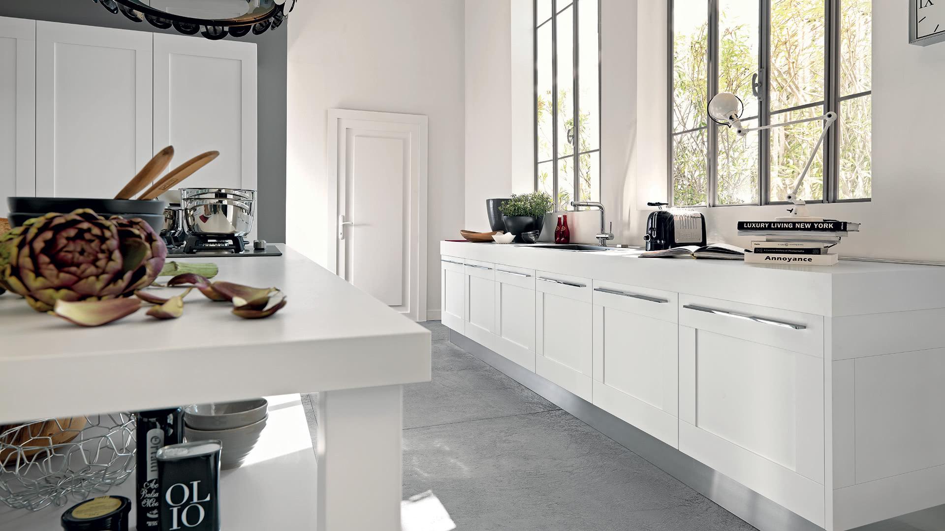 Gallery - Cucine Moderne - Cucine LUBE