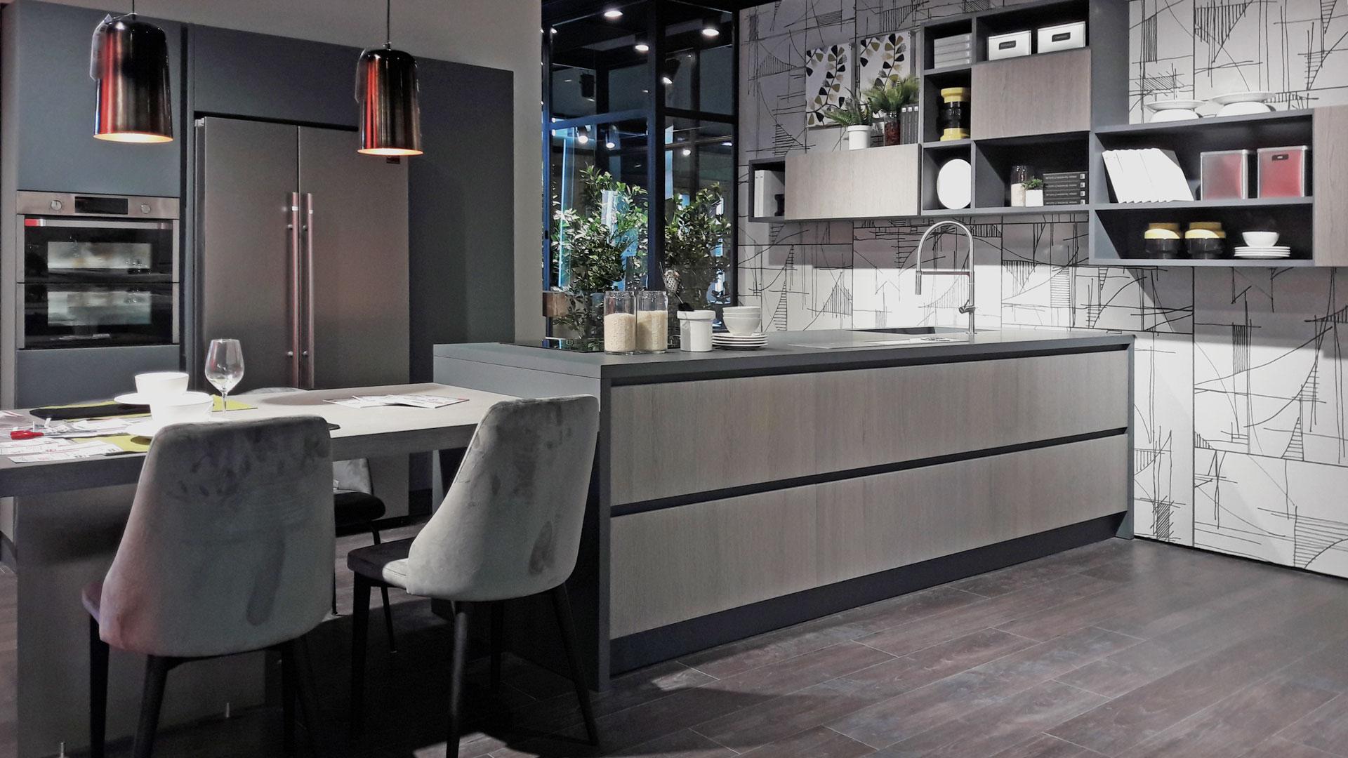 Sassuolo Province Of Modena Gruppo Lube Inaugurates A New Lube Store Cucine Lube