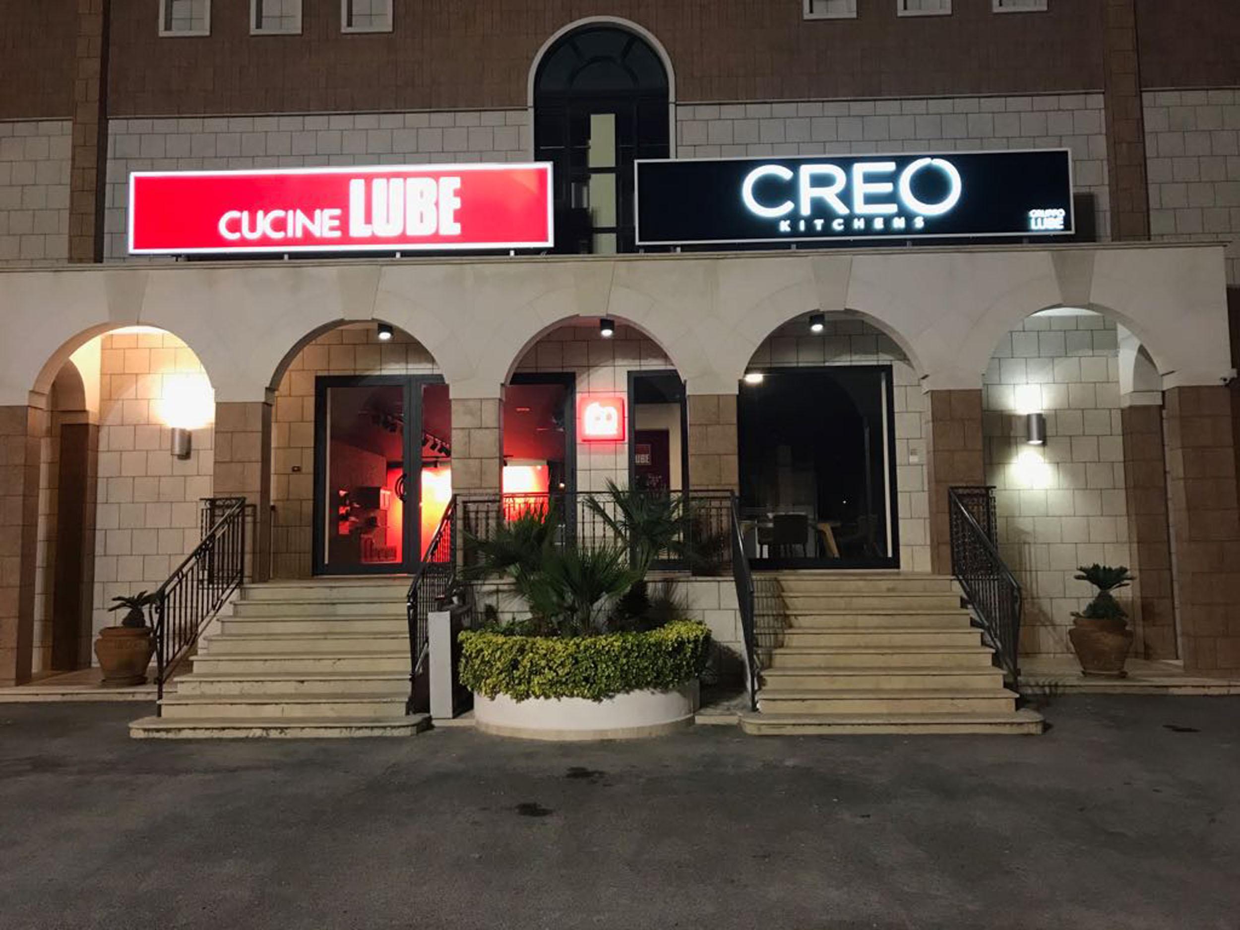 A Barletta Apre Un Nuovo Centro Cucine Del Gruppo Lube Cucine Lube