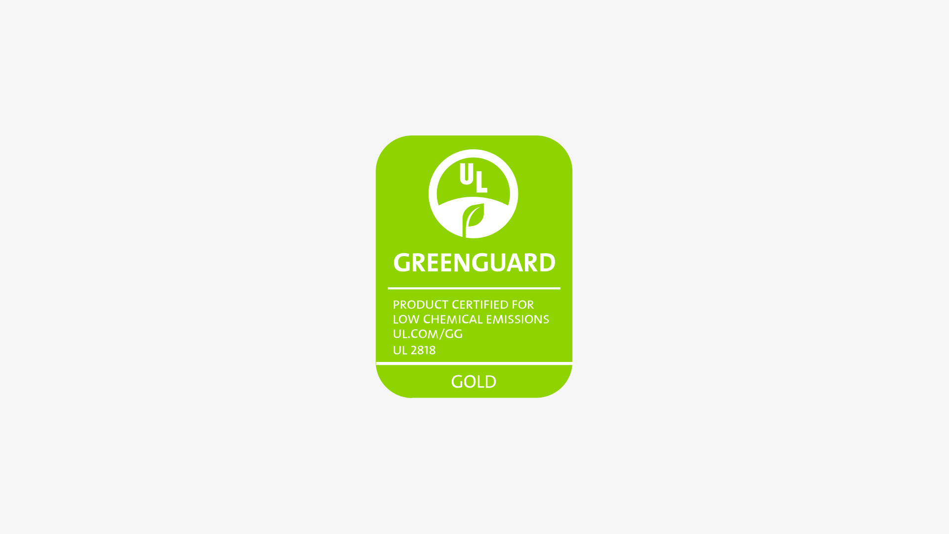 Gruppo LUBE is the first kitchen manufacturer in Italy achieving the GREENGUARD Gold certification - Cucine LUBE
