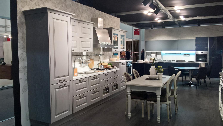 Cucine Lube brand at the prestigious trade fair \