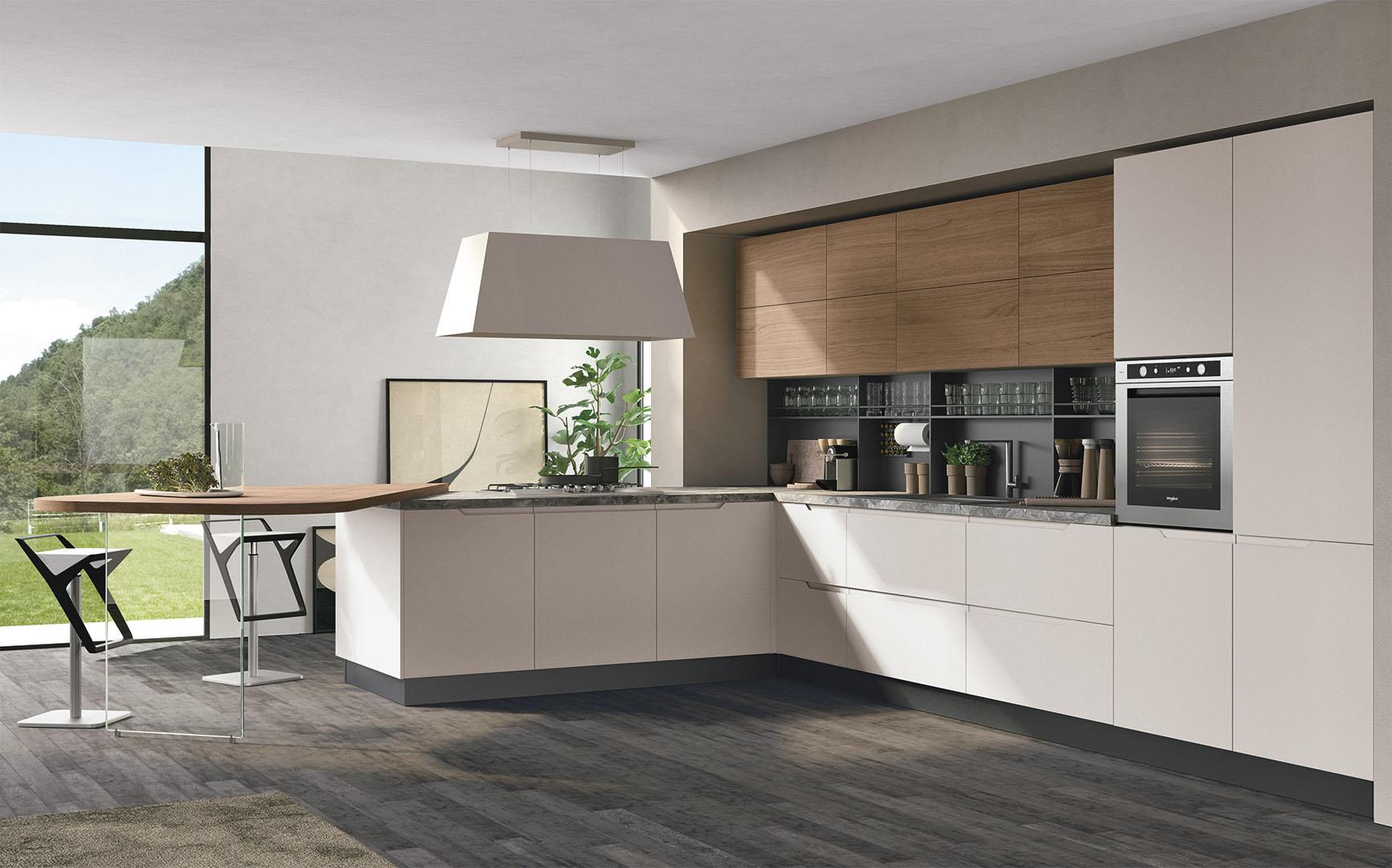 Luna - Cucine Moderne - Cucine LUBE