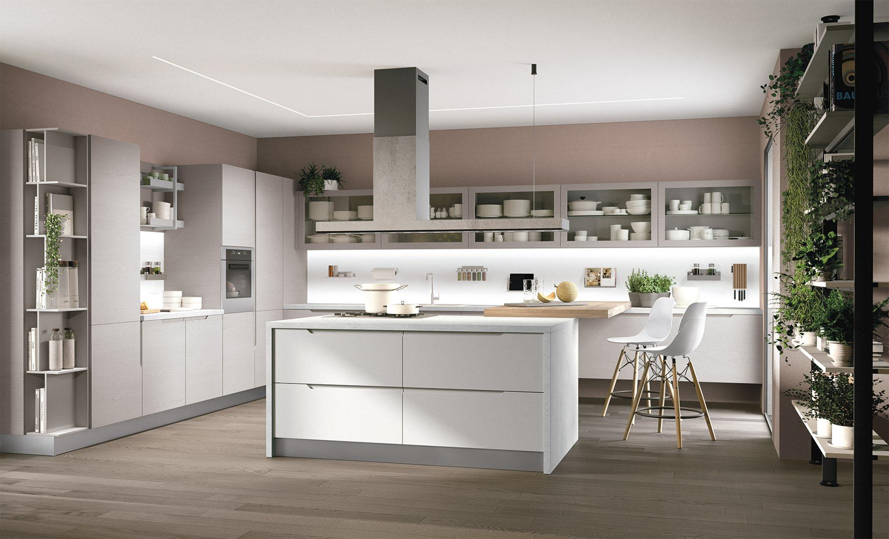 Catalogo Cucine Lube Moderne.Luna Cucine Moderne Cucine Lube