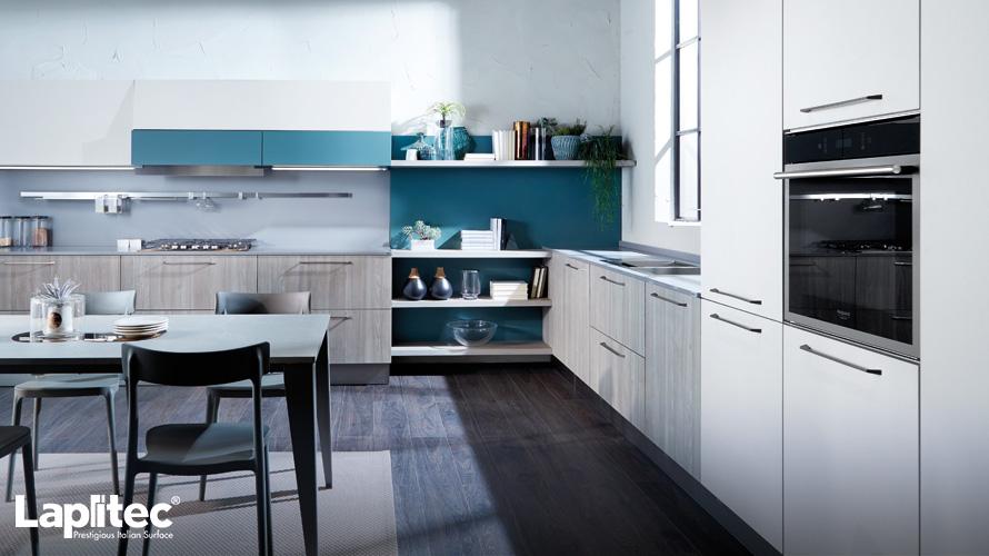 Risultati immagini per cucina top in granito rovere cucine